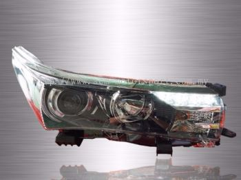 Altis Projector LED DRL Head Lamp 14-17