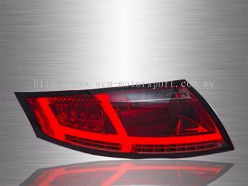 Audi TT LED Light Bar Tail Lamp 07~13