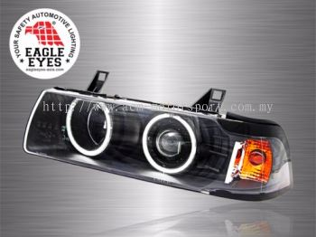 BMW E36 4D or 2D  Projector Cool Look Head Lamp 92-99