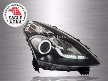 Teana Projector LED Starline Cool Look Head Lamp 08-12