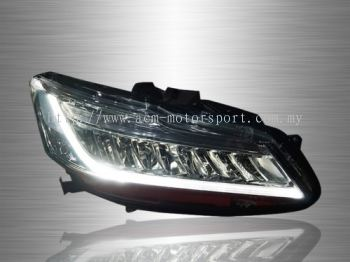 Honda Accord G9 & G9.5 LED Sequential Signal Headlamp 2014-2017
