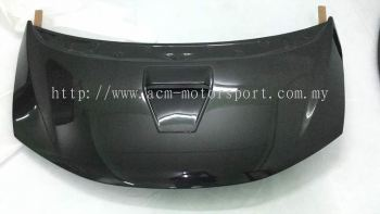 Honda Jazz GK 14-17 carbon bonnet