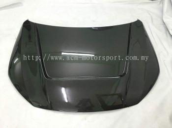 volkswagen Scirocco carbon hood