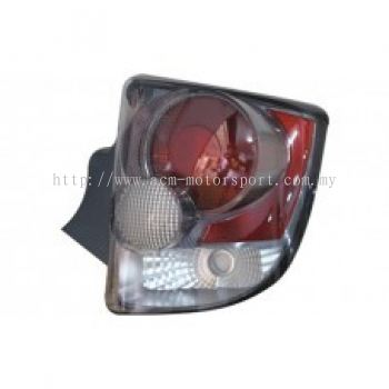 toyota cecila `00 Rear Lamp Crystal W/Carbon