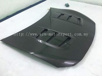 toyota Ft86 carbon bonnet