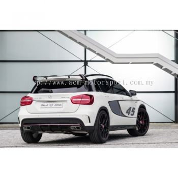 GLA 45 Look Rear Bumper
