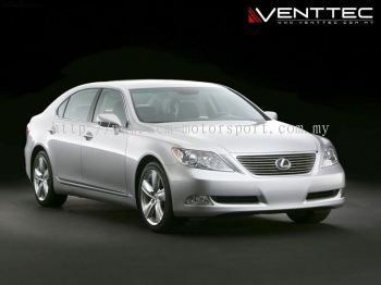 LEXUS LS (LONG WHEEL BASE) venttec door visor