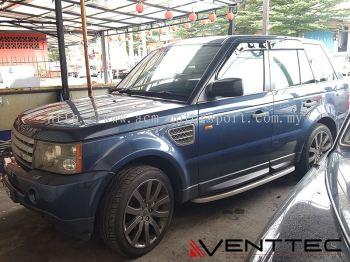 RANGE ROVER SPORT (L320) venttec door visor