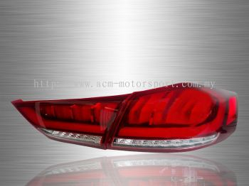 Hyundai Elantra LED Sequential Signal Tail Lamp 17-18