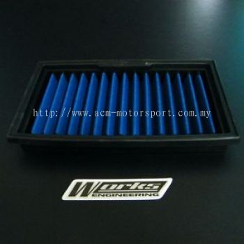 Works Air Filter - Nissan Almera