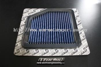 Works Air Filter -Lexus IS220 /250