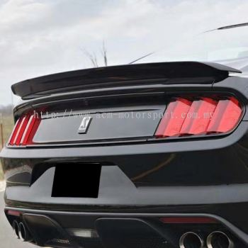 Ford Mustang GT350 Look Trunk Spoiler