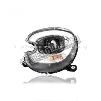 Mini Countryman R-60 Projector LED Head Lamp 10-16