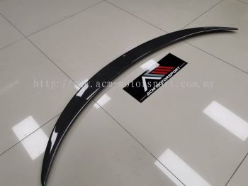 Mercedes Benz CLA AMG Carbon Look Spoiler