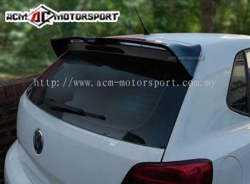 VW Polo OETTINGGER spoiler
