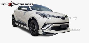 Toyota C-HR 2018 facelift Modellista bodykit