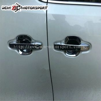 Toyota Alphard ANH30 DOOR HANDLE PORTECTOR COVER CHROME