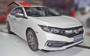 Honda civic fc new facelift modulo bodykit