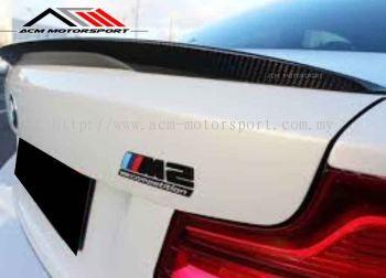 BMW F87 Performance Spoiler Carbon