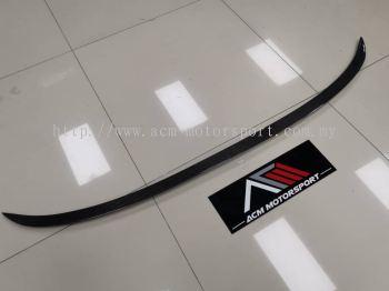 BMW F30 Carbon M3 spoiler