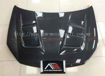 Volkswagen Golf MK6 Custom Carbon Fiber Hood