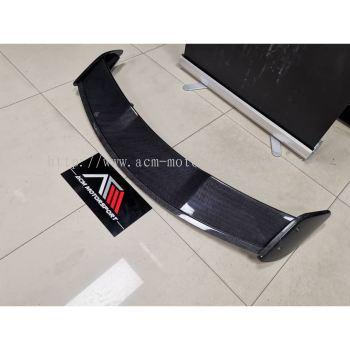 Mercedes benz W176 carbon fiber spoiler A45