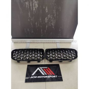 BMW F30 diamond style front grill