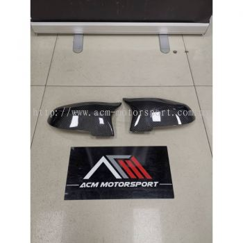 BMW F10 M5 CARBON SIDE MIRROR COVER (FOR LCI)