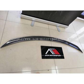 Mercedes Benz W177 carbon fiber spoiler Cla45 FL