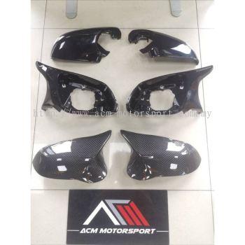 BMW F30 replacement side mirror casing F80 M3 1:1 original