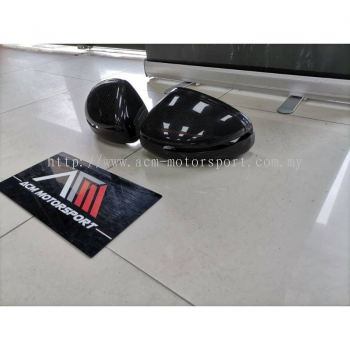Audi TT MK2 carbon fiber side mirror cover