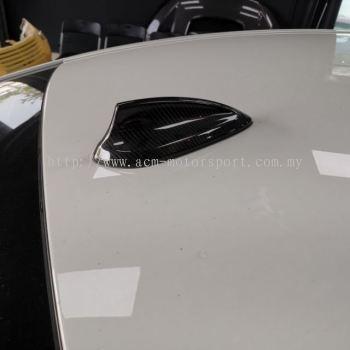 Bmw G30 carbon fiber shark fins anthenna