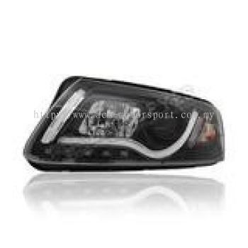 Audi A6 Projector LED Headlamp 04-08
