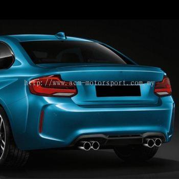 BMW F22'13 M2 Rear Bumper
