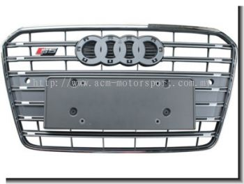 Audi A5 2013 S5 Front Grill
