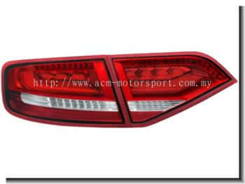 Audi A4 B8 Light Bar Rear Tail Light