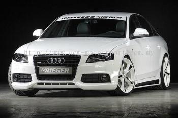 Audi A4 (B8) Rieger