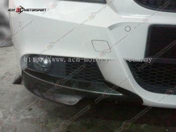 BMW E90 Carbon Fiber Front Splitter