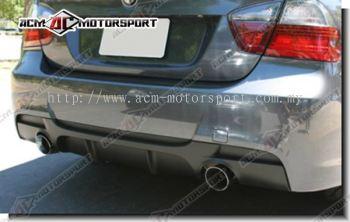 BMW E90 M - Sport Performance Rear Diffuser
