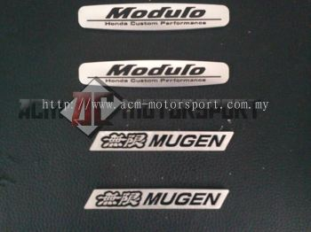 Honda City Skirtting Emblem