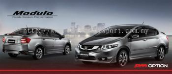 Honda City Facelift MDL Bodykit