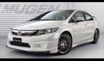 Honda Civic FB 2012 Mugen Japan Design Bodykit