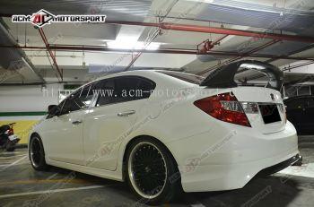 Honda Civic FB 2012 Carbon Fiber Type R Spoiler