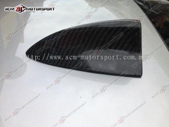 Honda Civic FB 2012 Carbon Sharkfins