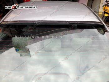 Honda Civic FB 2012 Carbon Fiber Glass Spoiler