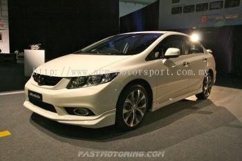Honda Civic 2012 (9th Gen) MDL Bodykit