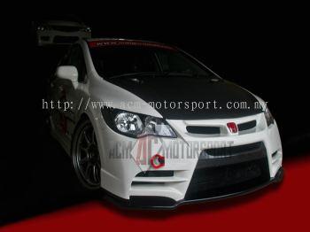 Honda Civic FD / FN2 M&M Bodykit