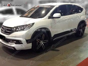 Honda CRV 2013 Z-Concept Bodykit
