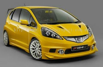 Honda Jazz/Fit (GE) MG Dynamic Bodykit