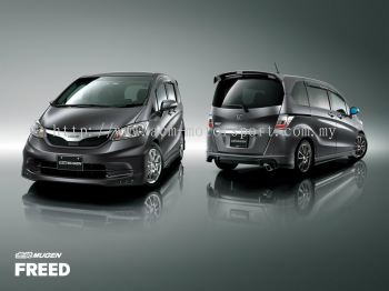 Honda Freed 2013 MG Bodykit